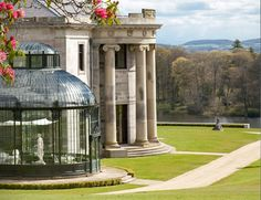 Sophisticated old-school luxury @BallyfinDemense Service is modern-day Downton Abbey at its finest @Global Black Book