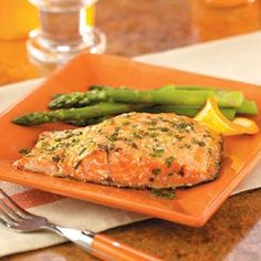Grilled Orange Salmon Recipe | Taste of Home Recipes
