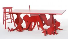 Table designed by Portuguese designer, Gancalo Campos, portuguese design