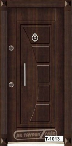 Main Door Design Entrance Interior 22 New Ideas Single Front Door Designs, Single Door Design, Wooden Front Door Design, Wooden Front Doors, Wood Doors, Pine Doors, Main Door Design Photos, House Main Door Design, Bedroom Door Design