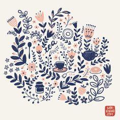 tea time theme - Mir Dinara