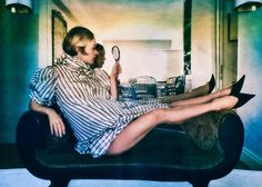 Chloe Sevigny in her lonely city - shot on Zoom (The Cut) Chloe Sevigny Style, International Workers Day, Red Scare, Peter Beard, Fashion Calendar, Nine Months, Balenciaga Shoes, Fashion Story, New Movies