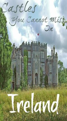 9 castles you cannot miss in Ireland. Of course, you'll find many others along the way, some in ruins, some on private property and some abandoned. Take them all in and just enjoy being in Ireland, there is no better place on earth to indulge in your castle daydreams. Click to read the full adventure travel blog post at  http://www.divergenttravelers.com/9-castles-you-cannot-miss-ireland/ #irelandtravel
