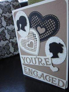Engagement card:)
