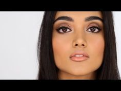 Lisa Eldridge Make Up | Video | Pretty Glam Makeup Look (Great for events, photography, weddings etc)