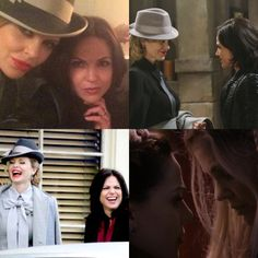 I remembered how pleasant it was on the set playing with Lana Parrilla. She's just a master, and knows her character and has so much fun and she has the best, biggest laugh in the world.''- Kristin Bauer