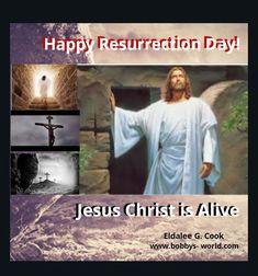 Jesus Christ is Alive!