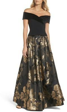 Elegance by Eliza J #style #fashion #gowns #dresses #shopstyle #mystyle #summerwear