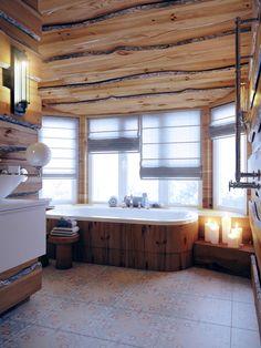 отделка стен необрезной доской - Поиск в Google Amazing Architecture, Interior Architecture, Interior Design, Sauna Design, Wooden House, Ranch Style, Log Homes, Restaurant, Cabin