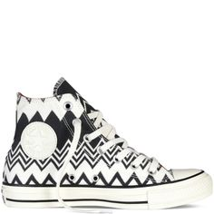 49d4f869cb87 Converse X Missoni Chuck Taylor All Star black   egret Studded Sneakers