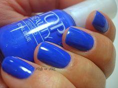 ROYAL BLUE - TOP BEAUTY