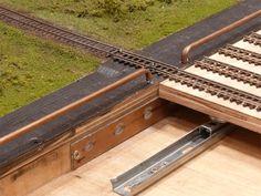 Model Trains Ho Scale, Model Train Layouts, Ho Train Track, Train Tracks, Model Railway Track Plans, Train Table, Ho Trains, Round House, Model Homes
