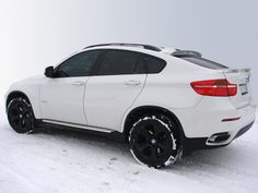BMW X6 2008-2014 E71/E72 REAR WINGS