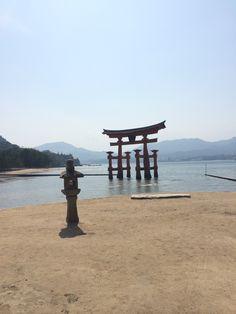 Miyajima Миядзима 宮島 旅行