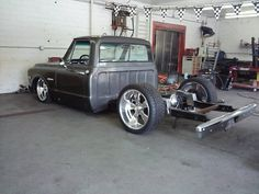 67-72 c10 lowered with big lip - The 1947 - Present Chevrolet & GMC Truck Message Board Network