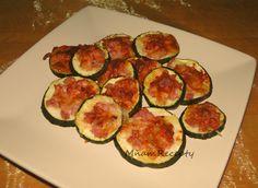 Mini pizze bez múky Tofu, Zucchini, Vegetables, Fit, Shape, Vegetable Recipes, Veggies
