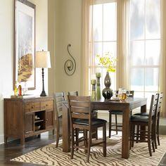 Homelegance Eagleville Counter Height Dining Set