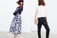 Sydney-based sisters Alexandra and Genevieve Smart have been growing their namesake feminine, cool fashion line Ginger & Smart steadily for more than a decade now. They've even launched a more affordable diffusion line. The ladies have their sights set on the American market, so it's just a matter of time until you're able to get your hands on the ...