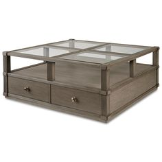 Morrissey Ellman Cocktail Table by A.R.T. Furniture Inc