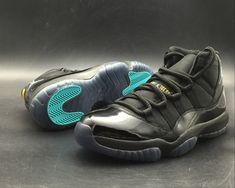 13ea0710e07 Original Air Jordan 11 Retro Gamma Blue Black Gamma Blue-Varsity Maize -  Mysecretshoes Nike