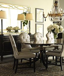 Hickory White Cyrus Side Chair 24164  Hickory White  Pinterest Amusing Hickory Dining Room Chairs Design Decoration