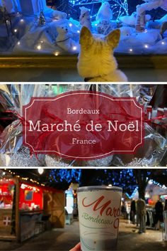 A guide to the Marché de Noël Bordeaux and Christmas in Bordeaux, France from a local