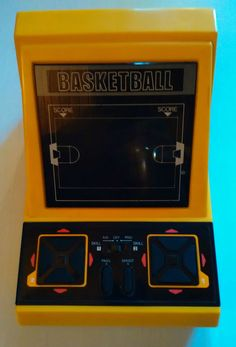 BASKETBALL Electronic Game Tabletop