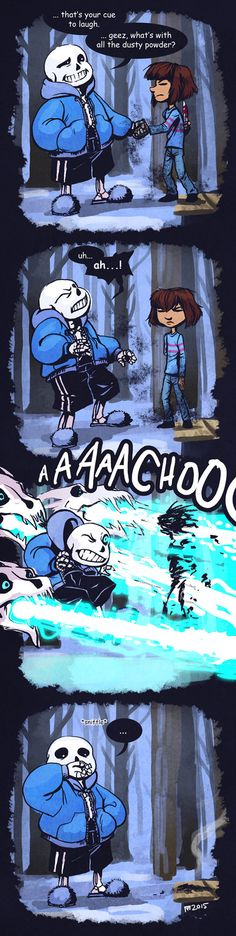 No Mercy Speedrun (Undertale Megaspoiler) by squidbunny on DeviantArt<< AGH! SANS! LOOK WHAT YOU DID!!!