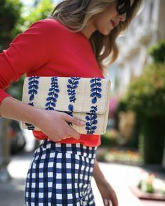 CLASSIC GINGHAM PANTS | MEMORANDUM | NYC Fashion & Lifestyle Blog for the Working Girl