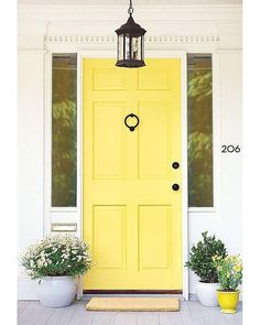 Make coming home every day a little more cheerful with a brightly painted front door! _______________ #renovations #homeimprovement #renovation #homereno #decor #contractors #startup #yycnow #reno #construction #yyclove #yegstartup #calgary #edmonton #yyc #yeg #alberta #yycliving #homedecor #yegliving #calgarylife #edmontonlife #yegbiz #yeglocal #madeincalgary #mobileapp #frontdoor #frontdoorproject #lovewhereyoudwell #doorsofdistinction
