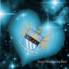 Happy Valentines Day Manchester #mcfc