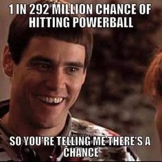 odds on hitting powerball