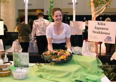 Teen volunteers are instrumental in making our largest fundraiser, Cuisine for a Cause, come off without a hitch.