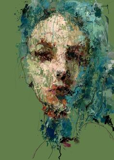Sergio Albiac Generative and procedural digital image