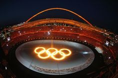 London 2012 Olympics: opening and closing ceremonies by numbers All the facts and figures about the London 2012 Olympics and Paralympics opening and closing ceremonies. The opening ceremony of the Athens 2004 Olympics Photo: GETTY IMAGES 2004 Olympics, 2012 Summer Olympics, London Olympic Games, 10 Interesting Facts, Amazing Facts, Olympics Opening Ceremony, London Photos, Athens Greece, Olympians