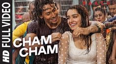 T-Series presents Cham Cham Full Video Song from Bollywood movie BAAGHI directed by Sabbir Khan, starring Tiger Shroff & Shraddha Kapoor in lead roles. Bollywood Music Videos, Bollywood Movie Songs, Bollywood News, Bollywood Cinema, I Need You Song, Hindi Movie Video, Latest Video Songs, Latest Music, Mp3 Song Download