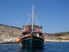 swimming at Panagia island,south Thassos Secluded Beach, Wooden Boats, Sailing Ships, Swimming, Island, Wood Boats, Swim, Islands, Sailboat