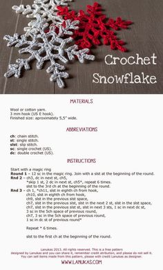 Crochetpedia: 'Tis the Season - Winter Projects~