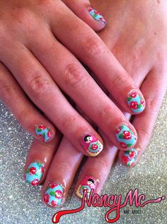 """Russian dolls & roses! Perfect for opening night of """"Fools"""" the play I'm working on!"""