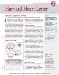 Harvard's Health Site has great information on many health topics and it's easy to navigate and learn about the issues that are important to you.