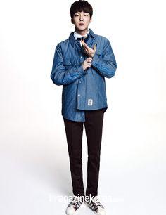 2014.11, Harper's Bazaar, Winner, Lee Seunghoon
