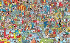 Where is Waldo ?