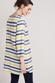 Calenick Tunic, Cotton and Linen blend | Seasalt