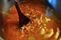 Dad Cooks Dinner: Pressure Cooker Pinto Beans in Tex-Mex Broth