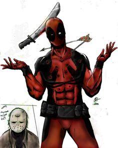 Deadpool vs Jason