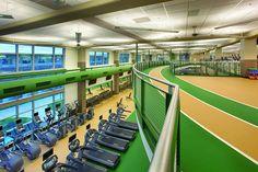Marshall University Recreation Center