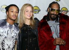 Optical Vision Resources | Snoop Dogg Wearing Parasite Eyewear x  Madeinlafrance MILF Sunglasses | http://opticalvisionresources.com