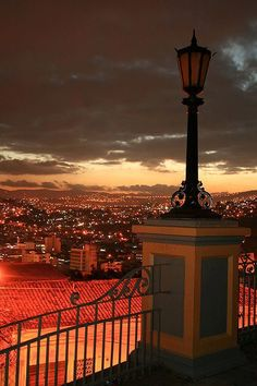 Tegucigalpa, Honduras-great place for a mission trip!