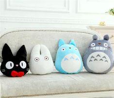 Hayao Miyazaki's My Neighboor Totoro and Kiki's Delivery Service JiJi – Ultimate Otaku Life
