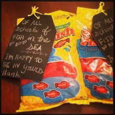 Mom Trix: Gifts for Teachers on the First Day of School $1.25